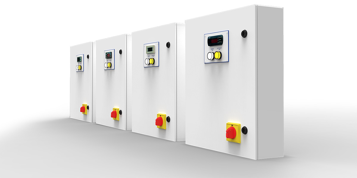 refrigeration control panels