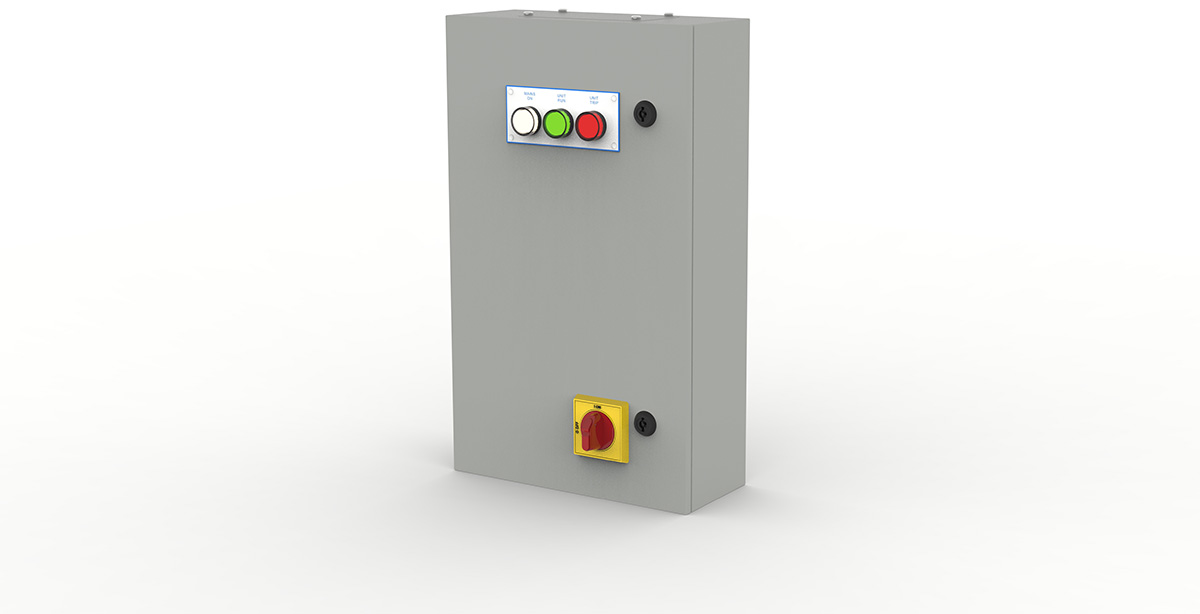 ruby plus range refrigeration control panel