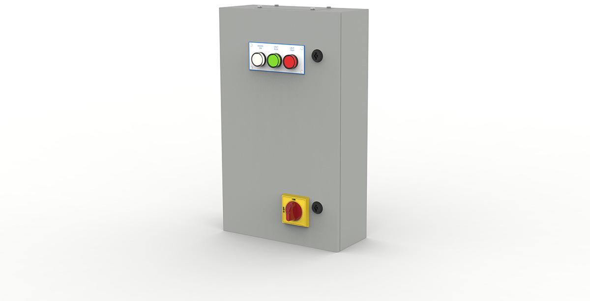 ruby plus range refrigeration control panel